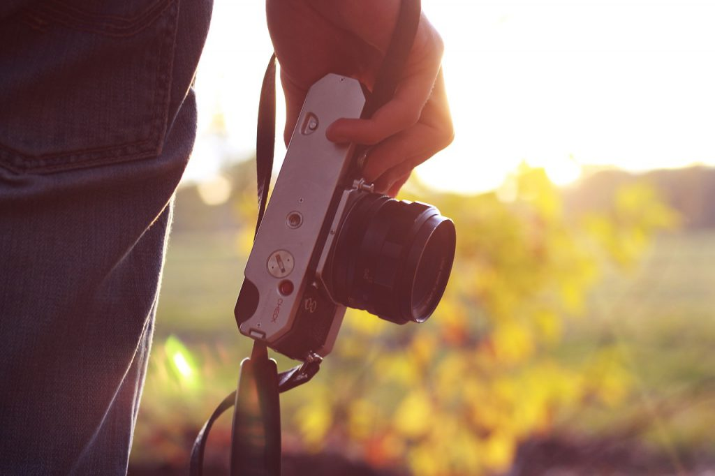 photographer journey beginner pro