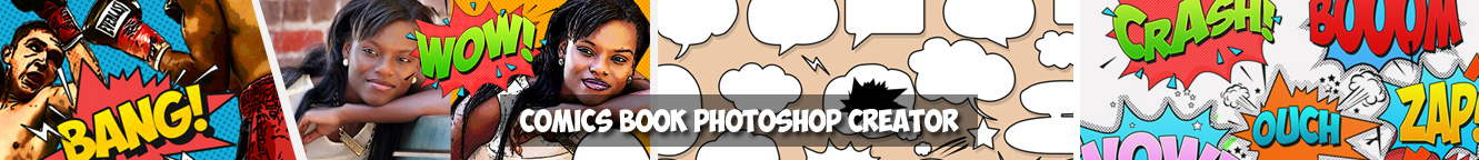 Comics Book Photoshop Action Download