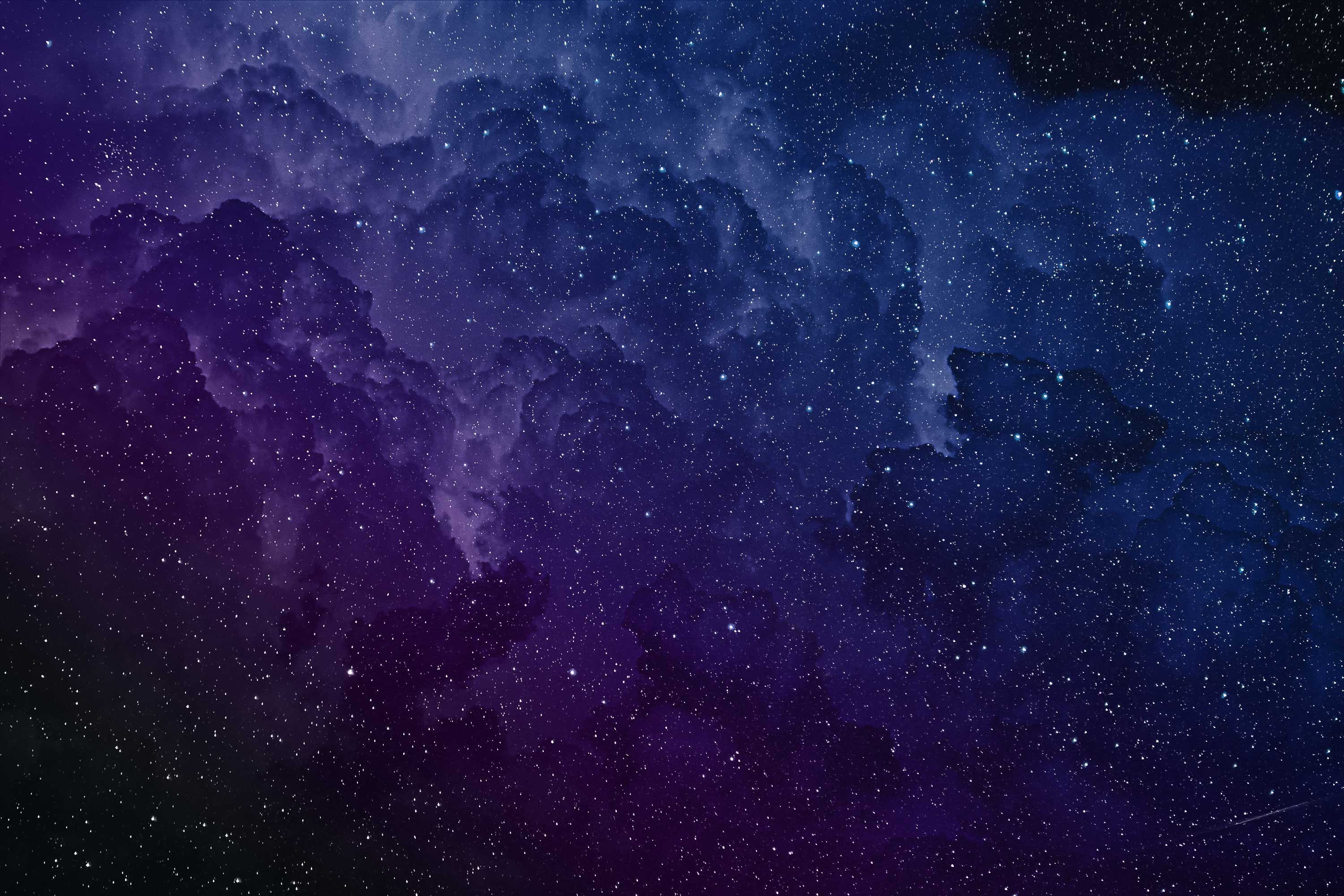 Space Background Starfield Texture