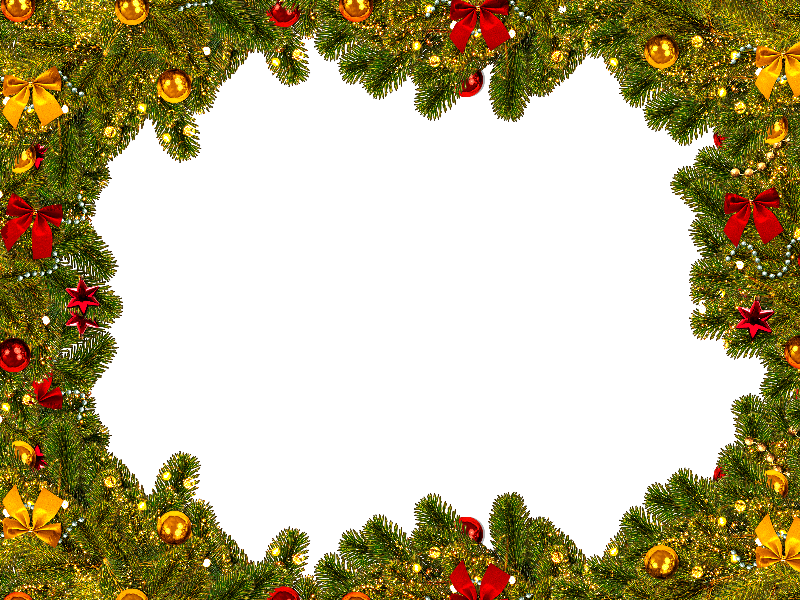 Christmas Free Images.Christmas Border Frame Free Decor And Ornaments Textures