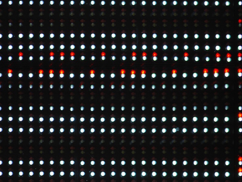LED Panel Screen Texture Seamless Free