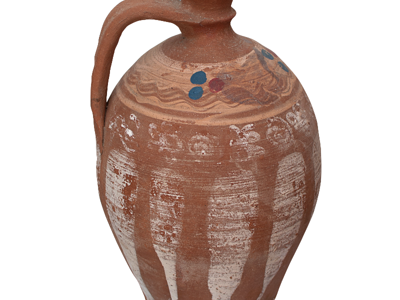 Ancient Pottery Vase PNG