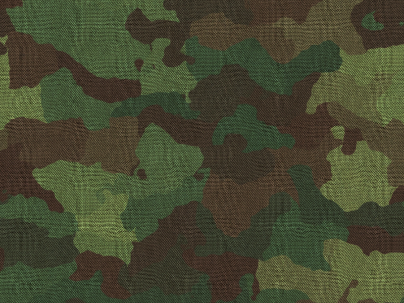 Army Camouflage Pattern Texture Freebie