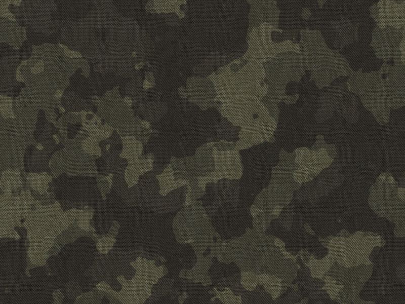 Army Military Texture With Camouflage Pattern Free