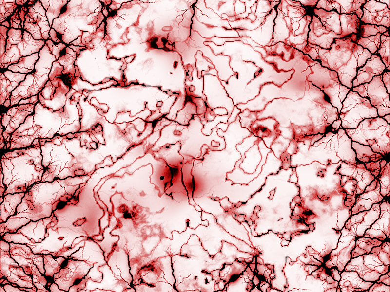 Blood Vessels Texture Free