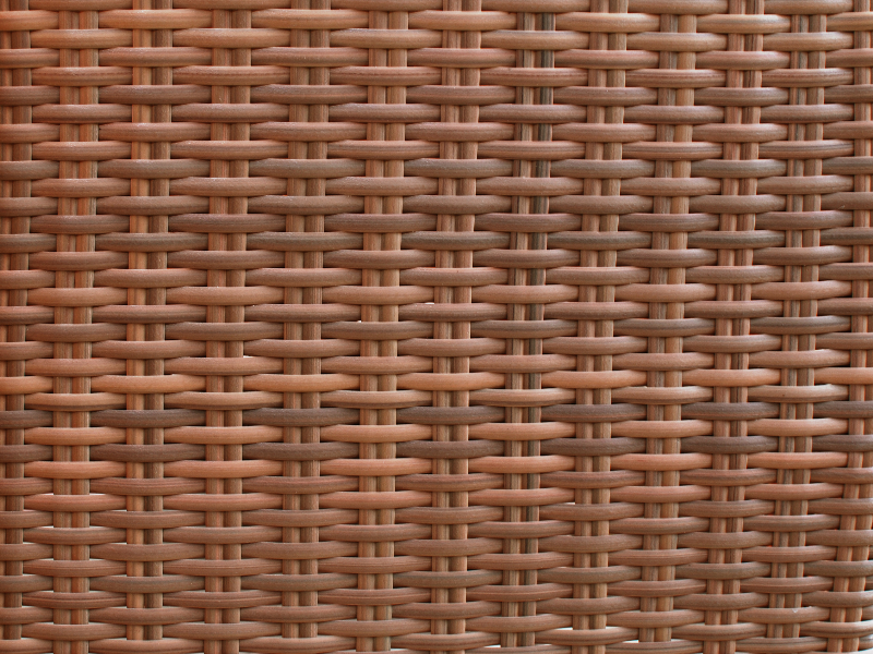 Rattan Basket Weaving Patterns : Braided rattan basket weave texture free wood textures