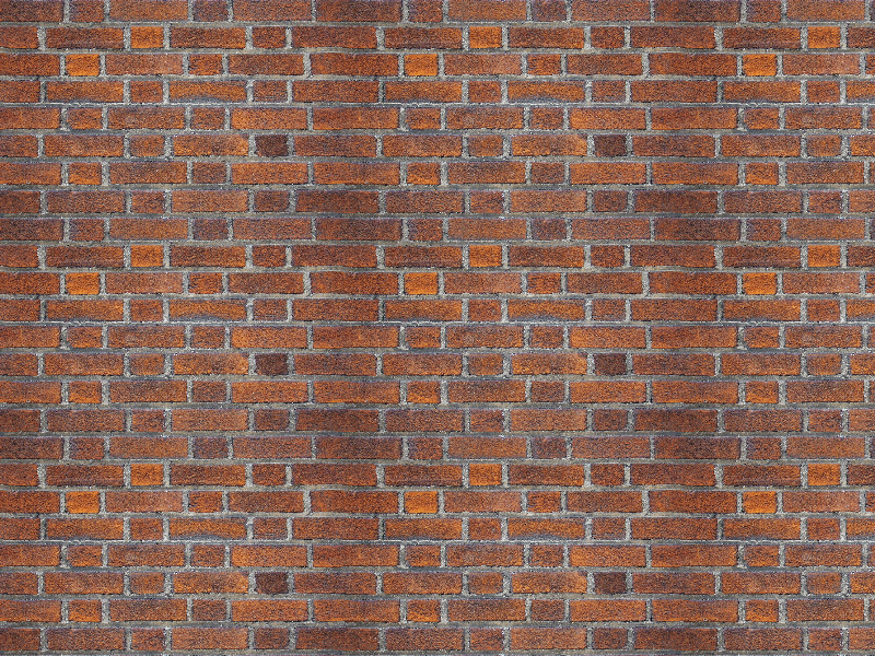 Brick Wall Seamless and Tileable Free Texture