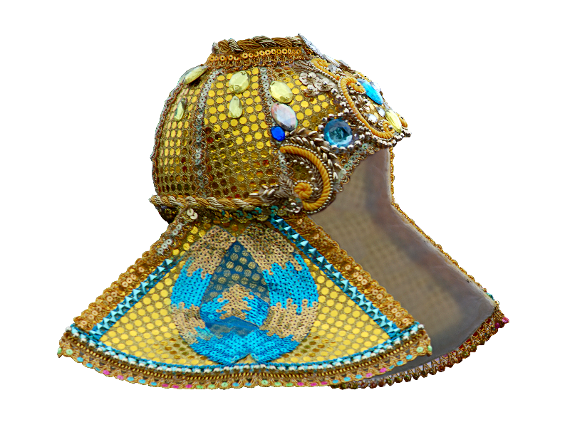 Carnival Headpiece Egyptian Style PNG