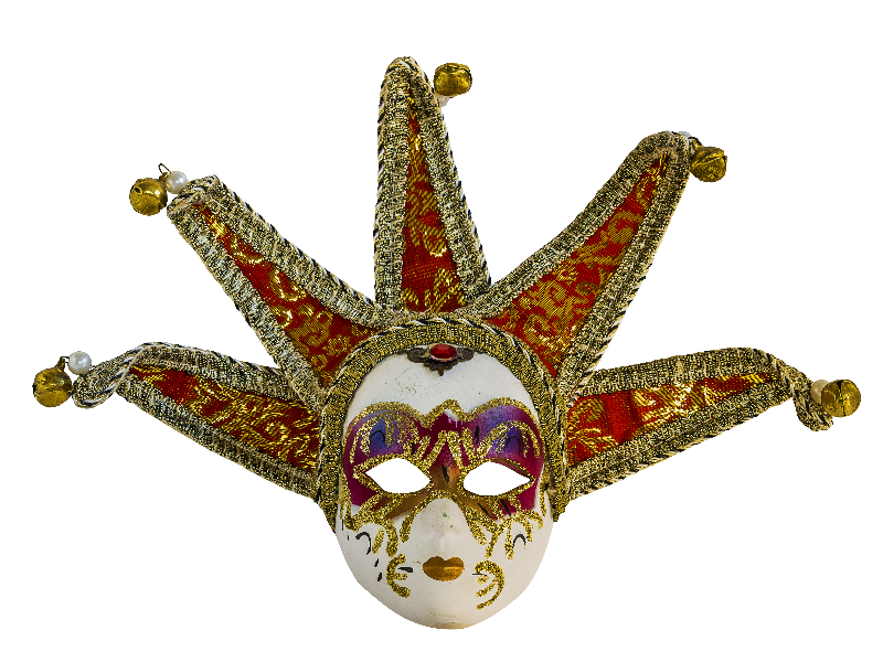 Carnival Mask PNG Free