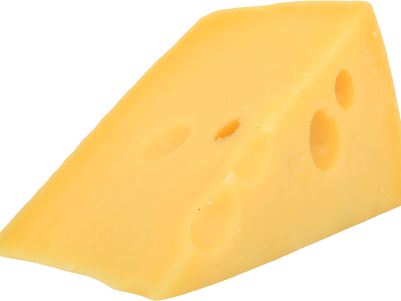 Cheese Food Isolated Object Png