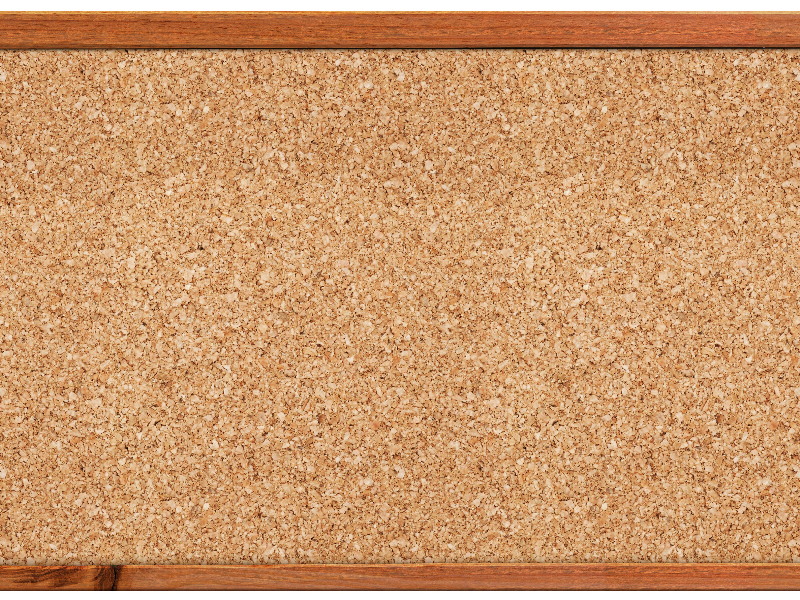 Cork Board Background For Photoshop