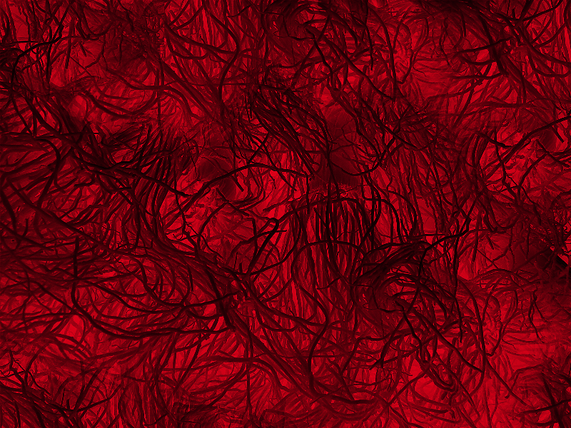 Creepy Blood Worms Horror Texture Free