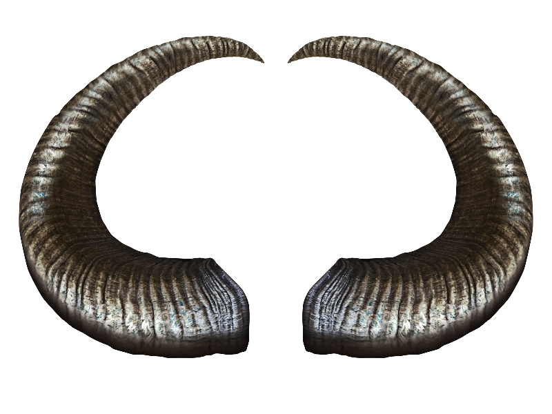 demon horns png stock image isolatedobjects textures