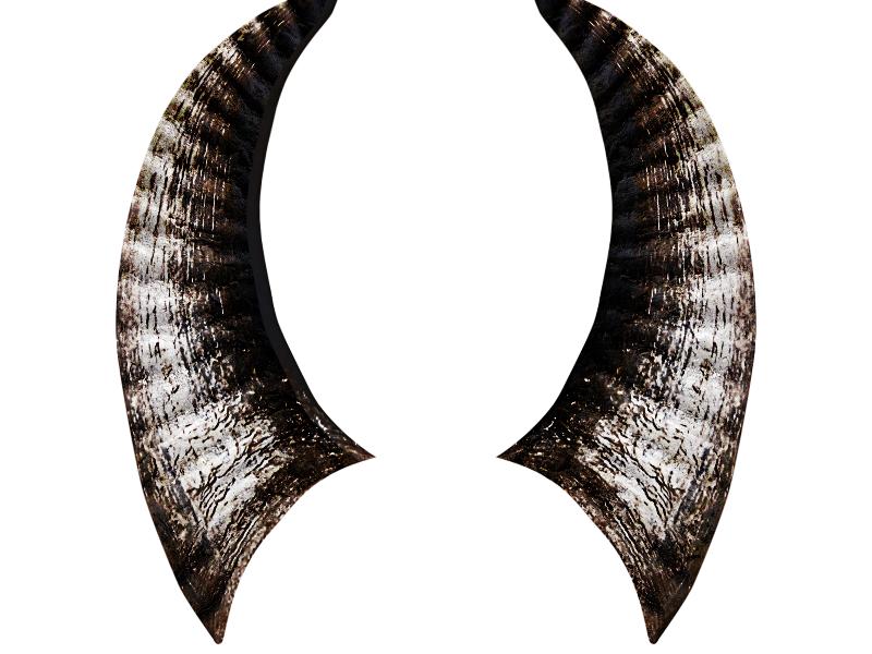 devil horns png image isolatedobjects textures for