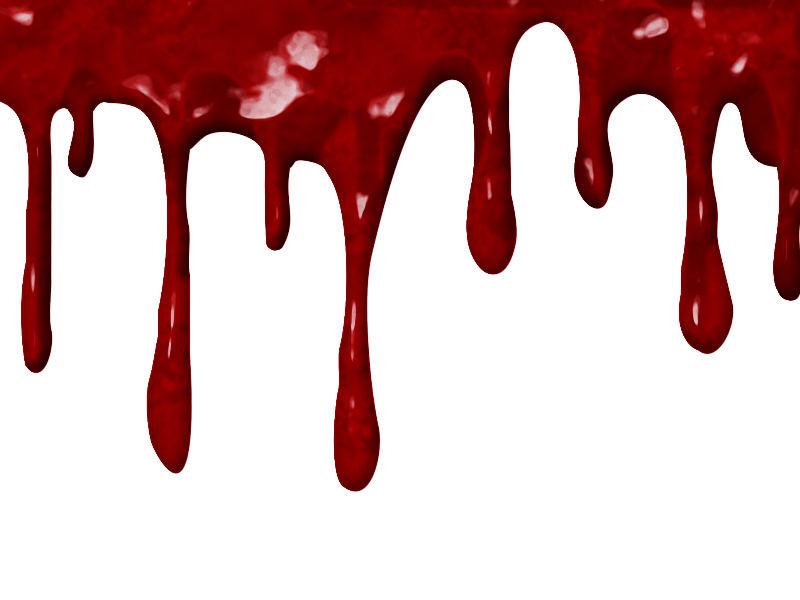 Dripping Blood Texture Free