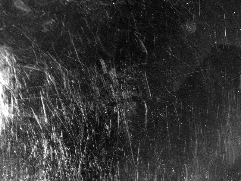Old Damaged Film Look Texture With Dust Speckles And Noise Grunge