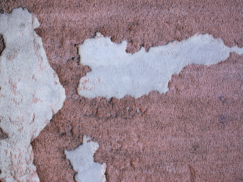 Flaked Plaster Wall Texture High Res