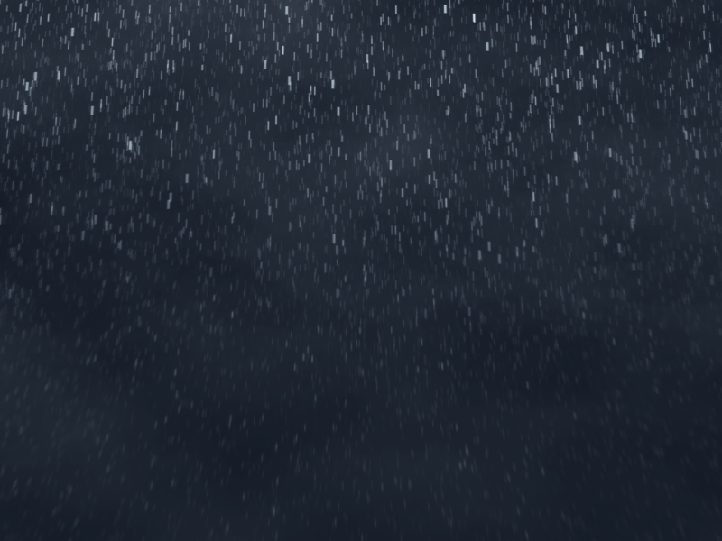 Free Rain Texture Overlay for Photoshop