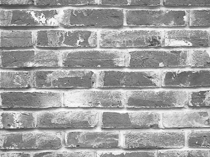 High Resolution Grey Brick Texture