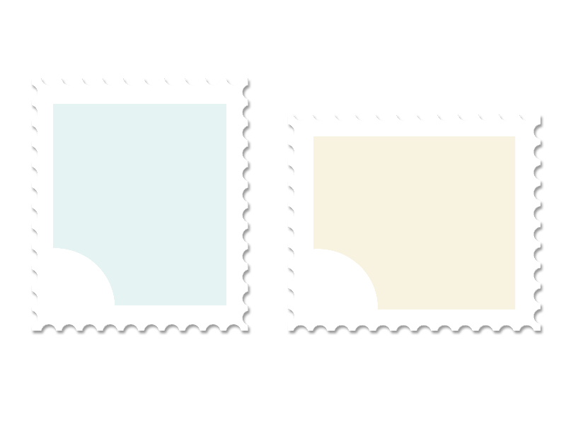 High Resolution Postage Stamp Template Free