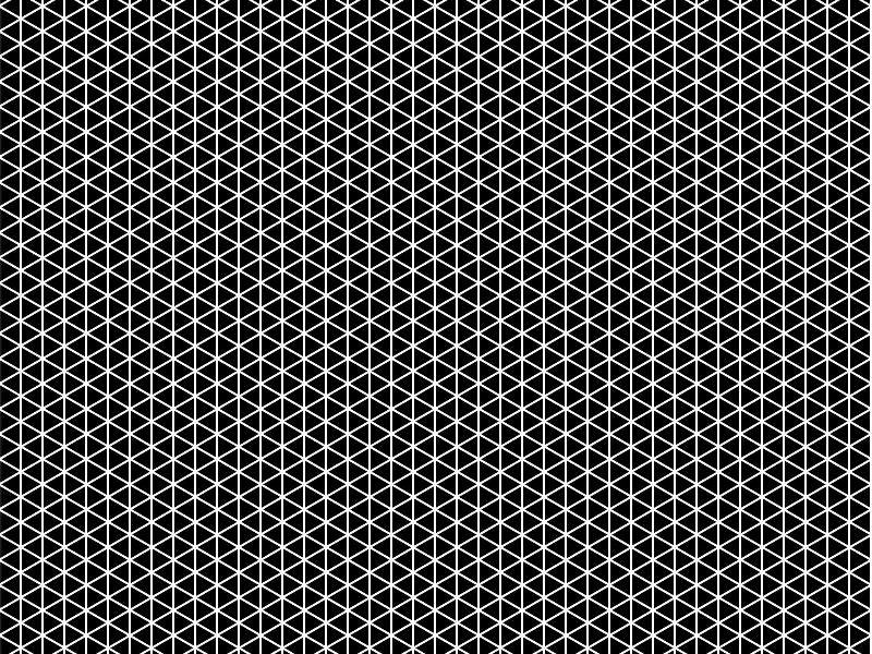Isometric Pattern Dark