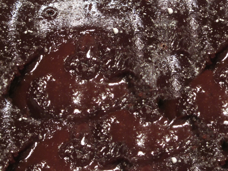 Melted Chocolate Cake Texture Free Download