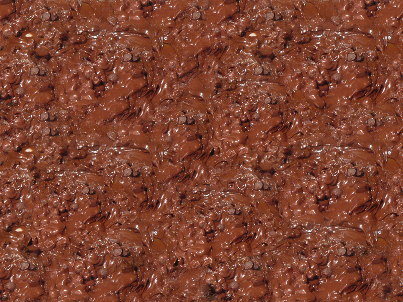 Melted Milk Chocolate Cake Texture for Free