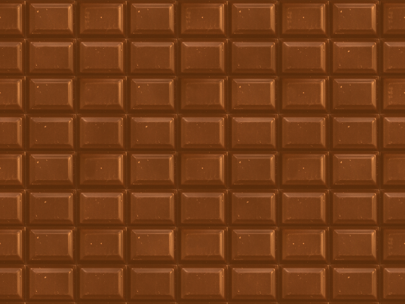 Milk Chocolate Tablet Free Texture