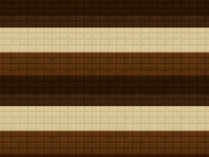 Mixed Chocolate Tablet Texture Seamless Free