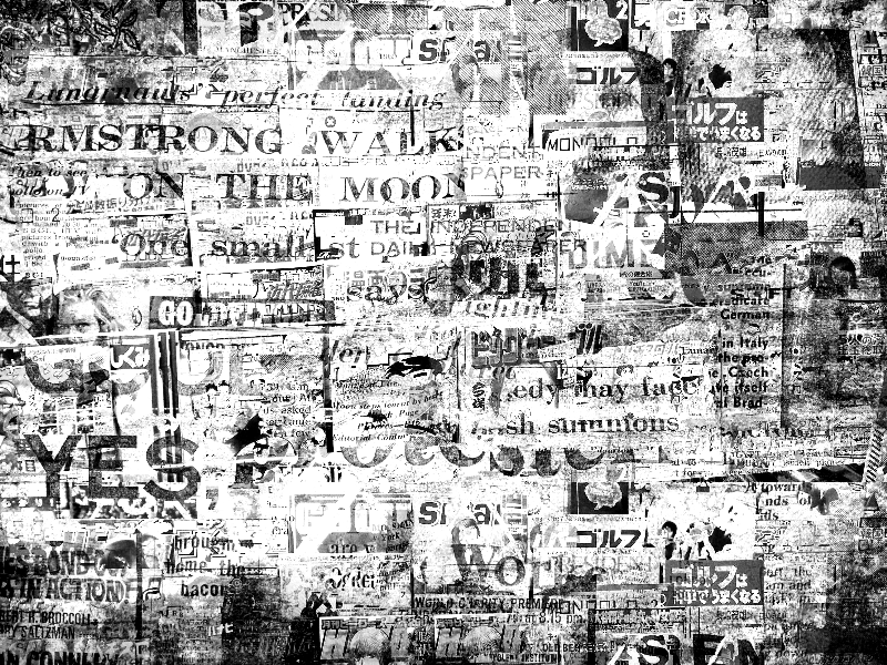 Old Newspaper Effect Photoshop Texture Free (Paper) | Textures for