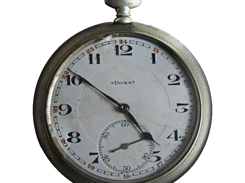 Old Pocket Watch PNG