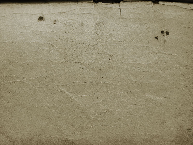 Old Rough Paper Texture With Stains