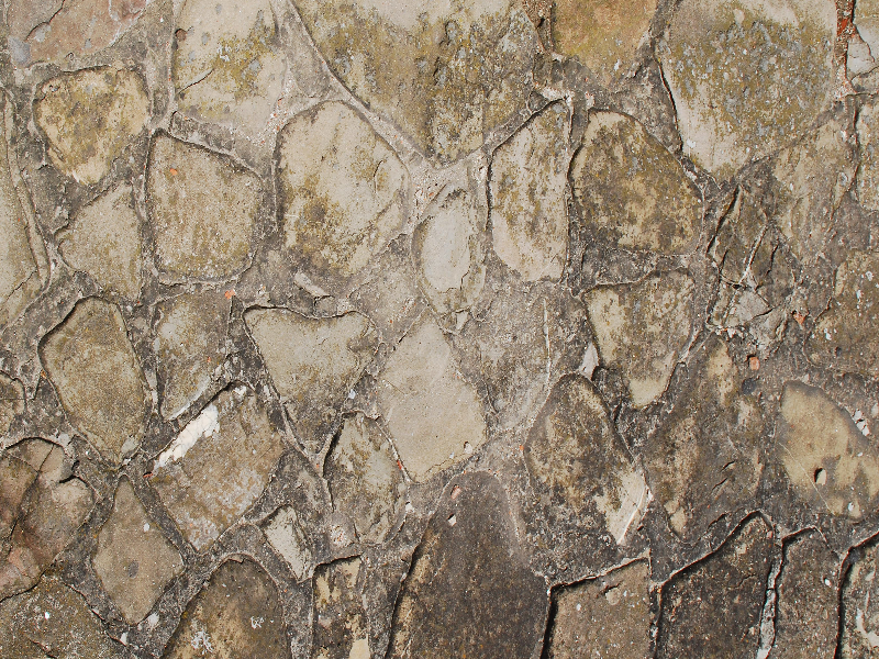 Old Stone Pavement Road Texture for Free