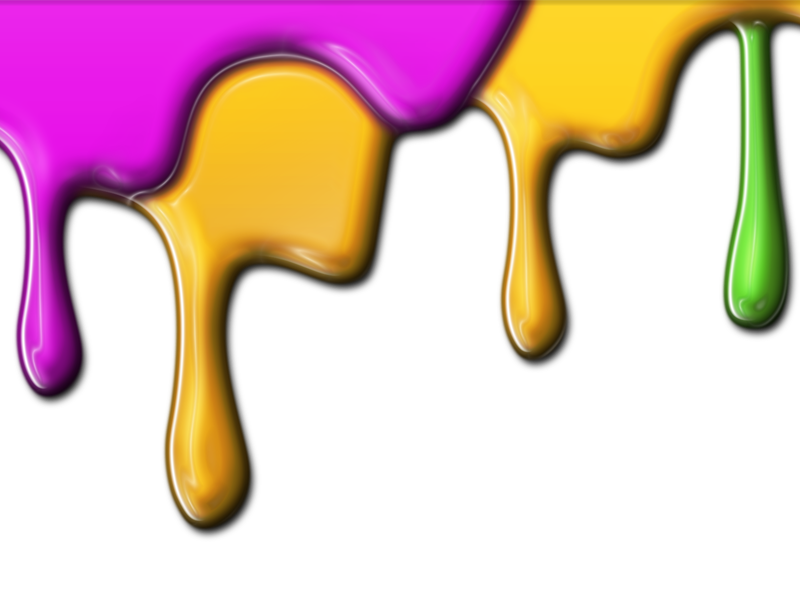 Paint Dripping PNG Free