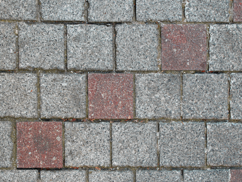 Paving Blocks Texture High Res