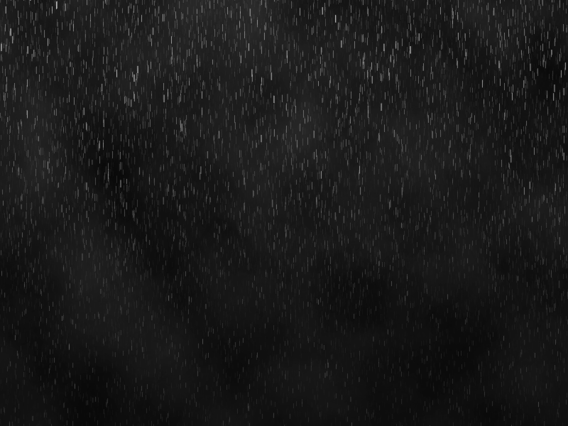 Rain Texture Photoshop Overlay Free Download