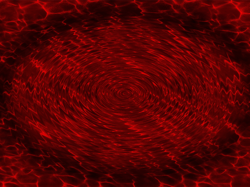 Red Blood Water Ripple Texture Free