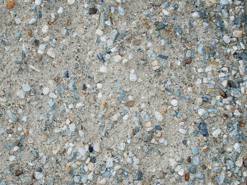 Sand And Pebbles Texture Free