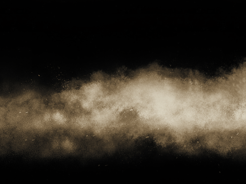Sand Dust Cloud Texture Overlay Free