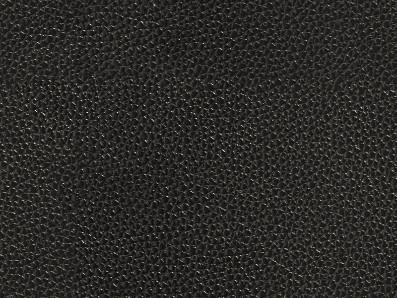 Seamless Black Leather Texture For Photoshop