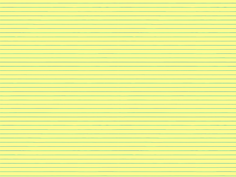 Seamless Notebook Yellow Paper Texture