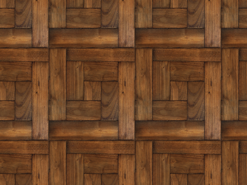 Seamless Wood Floor Parquet Texture