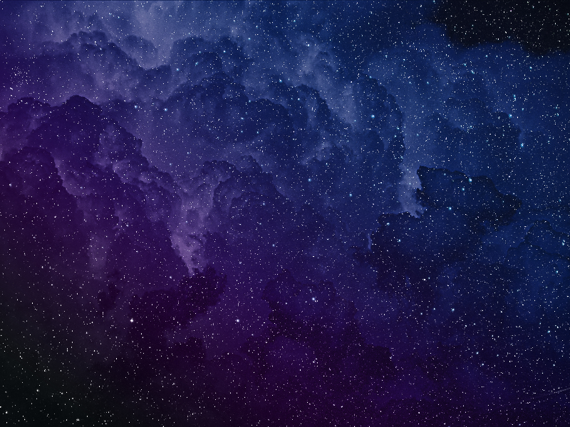 galaxy background with free space texture clouds and sky