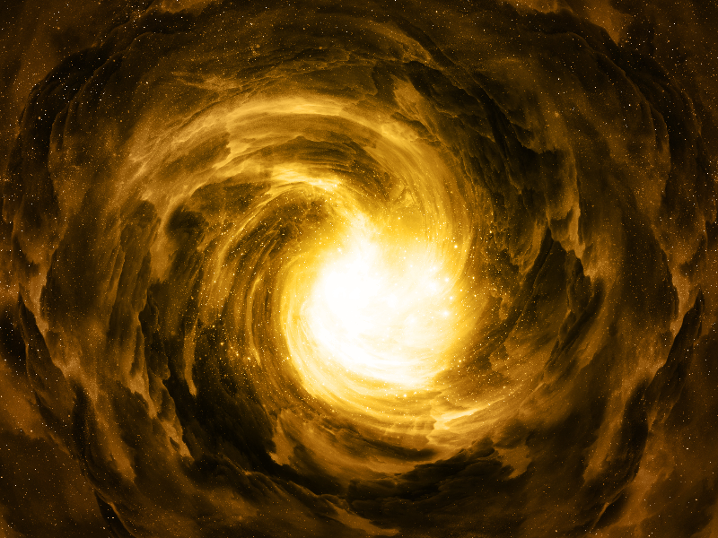 Space Vortex Tunnel Stock Image Free (Clouds-And-Sky