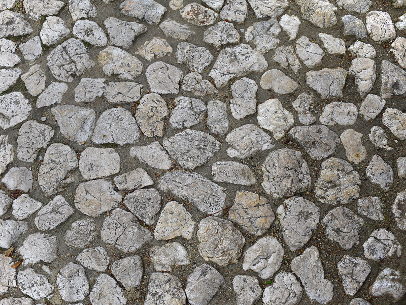 Stone Ground Pavement Texture