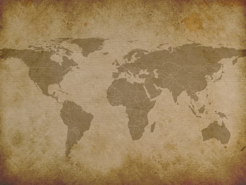 Vintage world map texture free paper textures for photoshop vintage world map texture free gumiabroncs