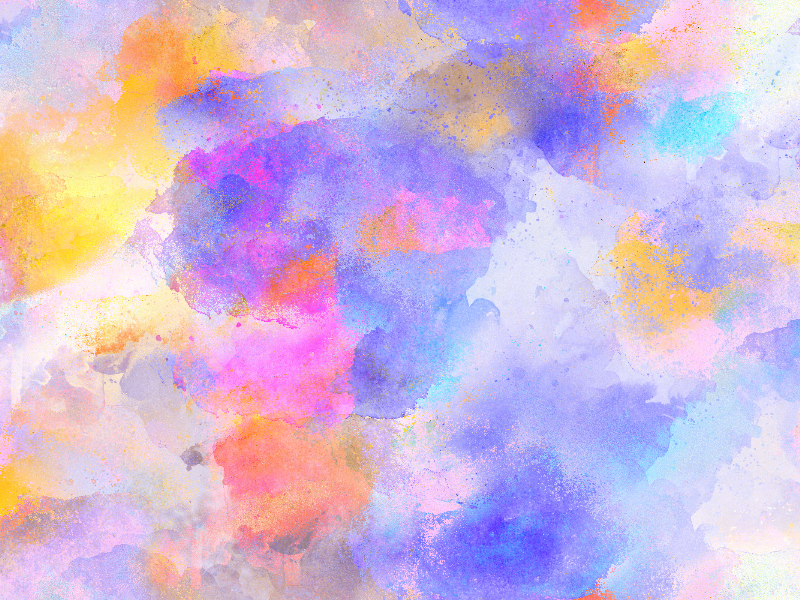 Watercolor Brush Paper Texture Seamless for Photoshop