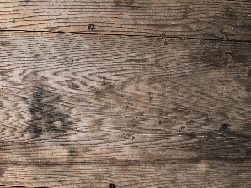 Weathered Wood Floor Texture For Photoshop