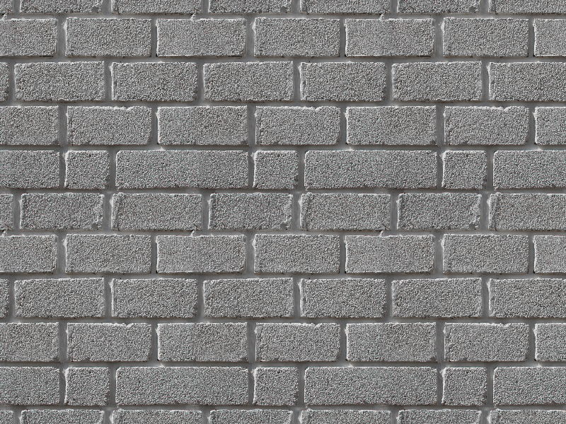 White Brick Wall Seamless Texture Free