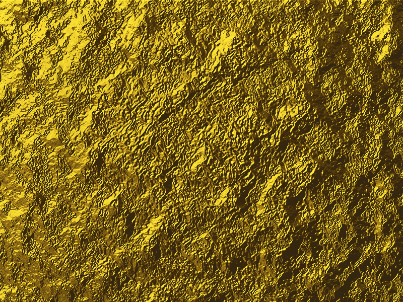 wrinkled gold foil texture free